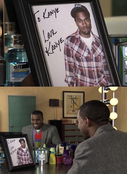 Kanye, we always knew ... now we just have the evidence