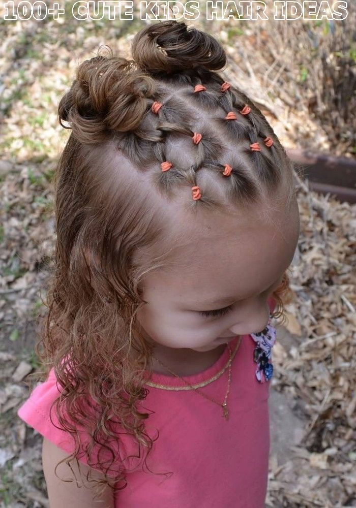 12 Lovely Kids Braided Hair Ideas For 2020 New Trendy Hair Ideas