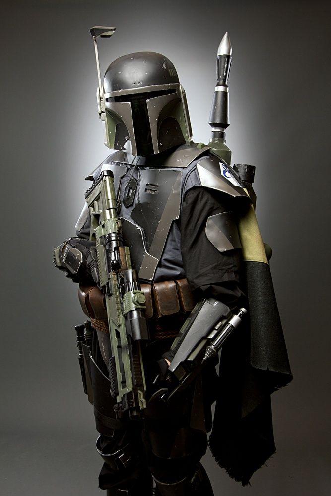 Boba Fett from Star Wars The Empire Strikes Back