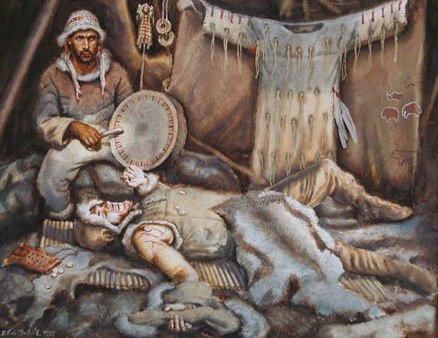 Shamanic Healer - Libor Balák   Prehistoric MAN ...