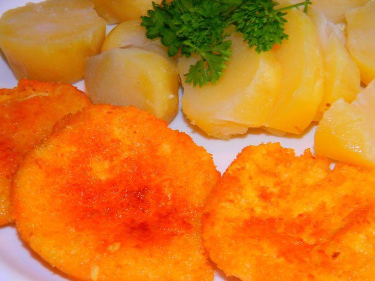 Skvělé sýrové placky (Great cheese pancakes) - videorecept