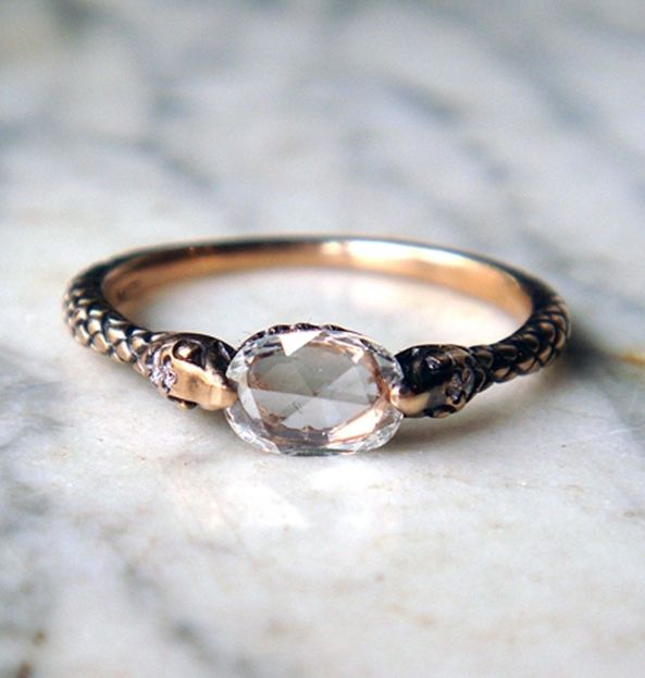 ring: Fashion, Diamonds Rings, Snakes Rings, Styles, Accessories, Raptur Rings, Kilda Raptur, Jewelry Rings, Engagement Rings