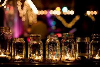 Light up a pathway: Ball Jars, Wedding Inspiration, Paths, Wedding Ideas, Mason Jars, Craft Ideas, Party Ideas, Tea Lights