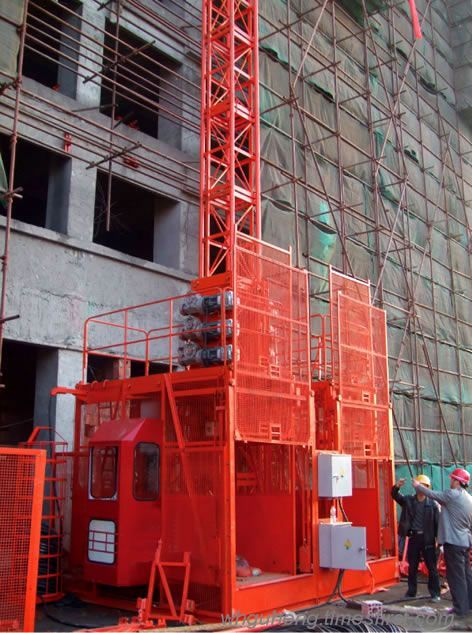 Construction Hoist Safety