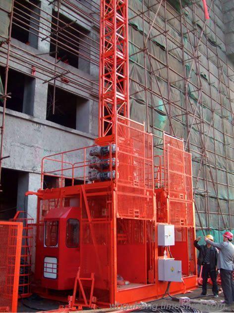 Construction Hoist Safety