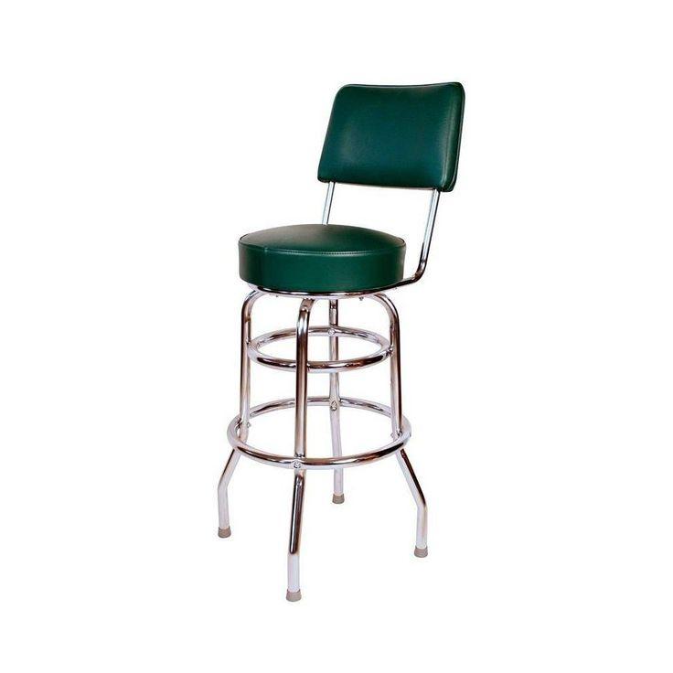 30 Floridian Swivel Bar Stool Green Richardson Seating Swivel Bar Stools Bar Stools Cool Bar Stools