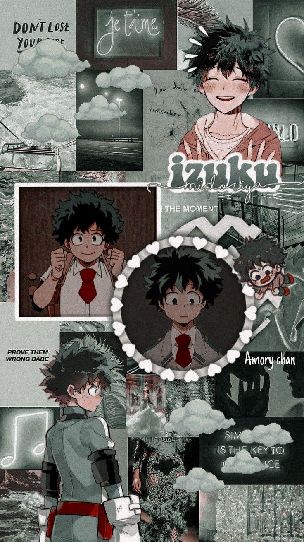 Wallpaper Midoriya Izuku Cute Anime Wallpaper Hero Wallpaper Anime Wallpaper Phone