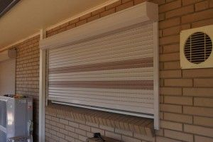 Glen Osmond - replacement shutter large - installed by TRSRC