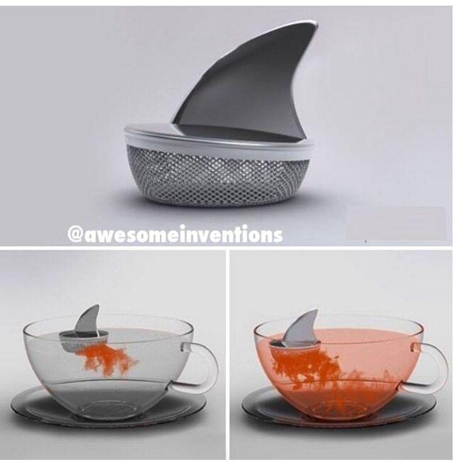 Té tiburón