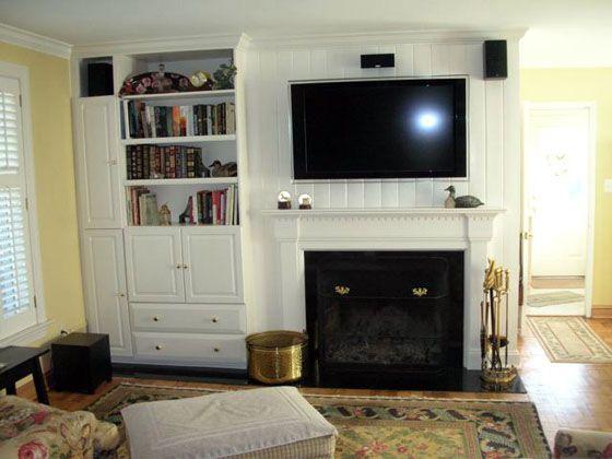 11 Best Off Center Fireplace Ideas Images On Pinterest