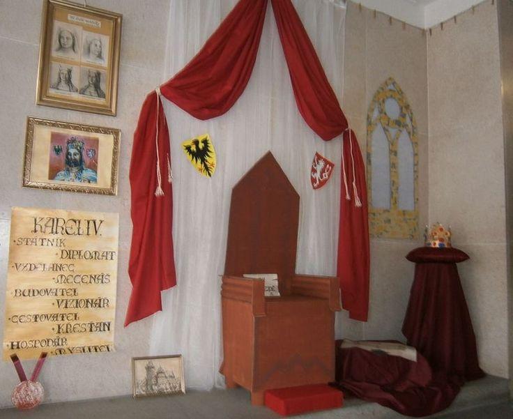 Karel IV - 700 let