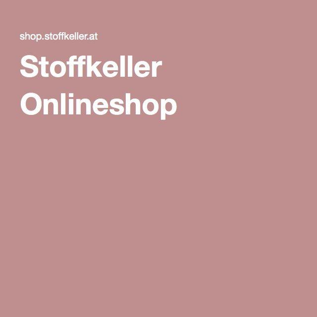 Stoffkeller Onlineshop, aus Österreich, 4,50 Verstand, günstige Stoffe und Zubehör