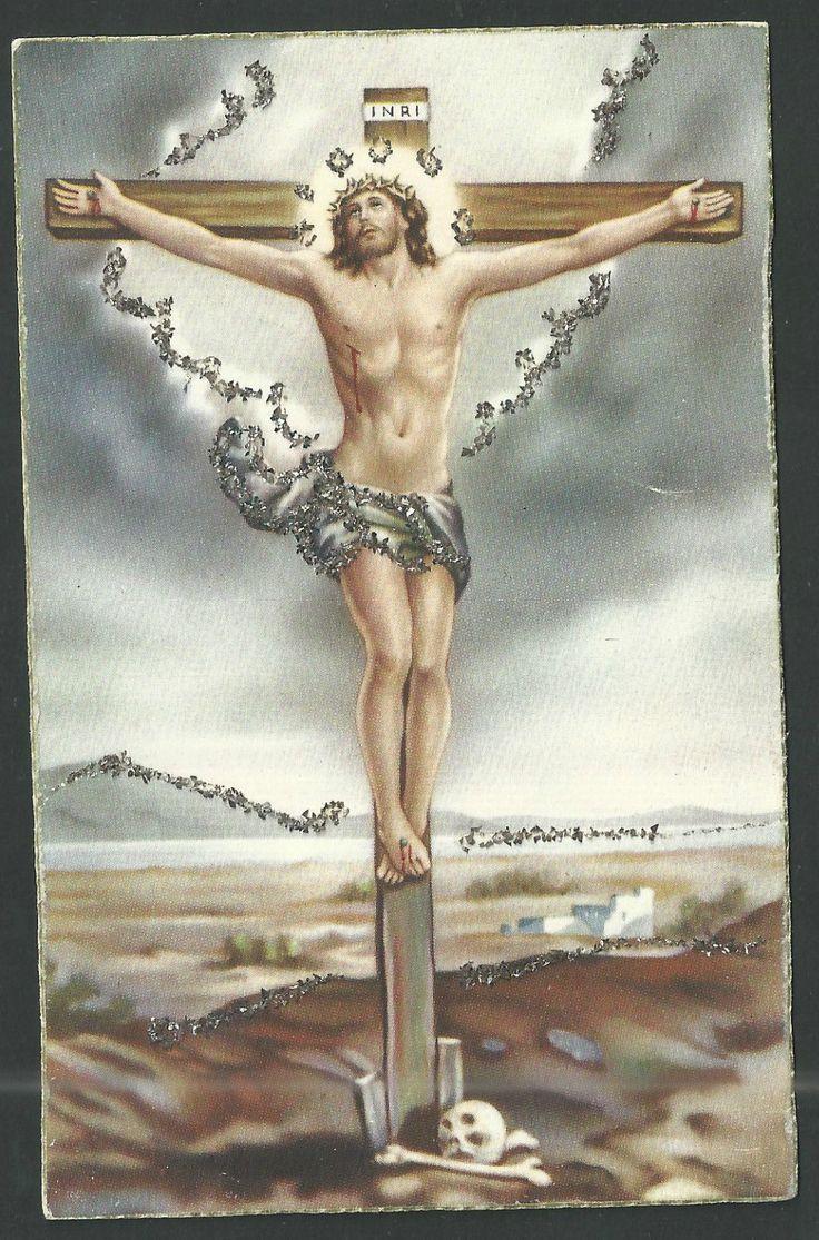 POSTAL antigua de Jesus andachtsbild santino holy card santini - EUR 6,00. Postal antigua de Jesus. 371985591884