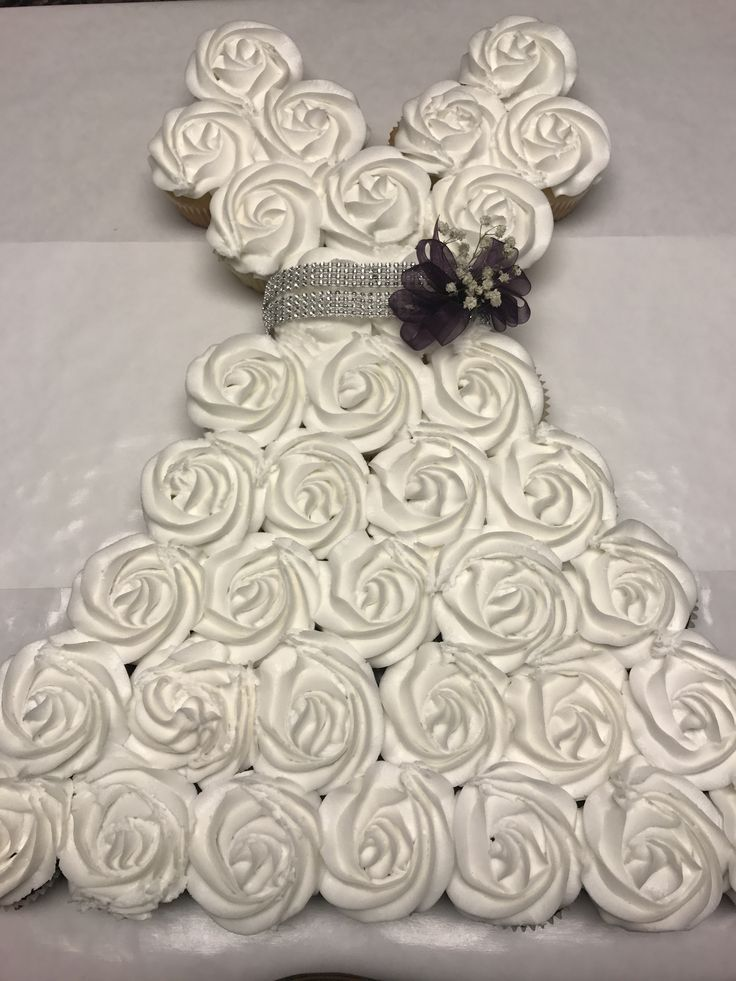 Image Result For Wedding Dress Cupcakes Dress Cupcakes Pinterest