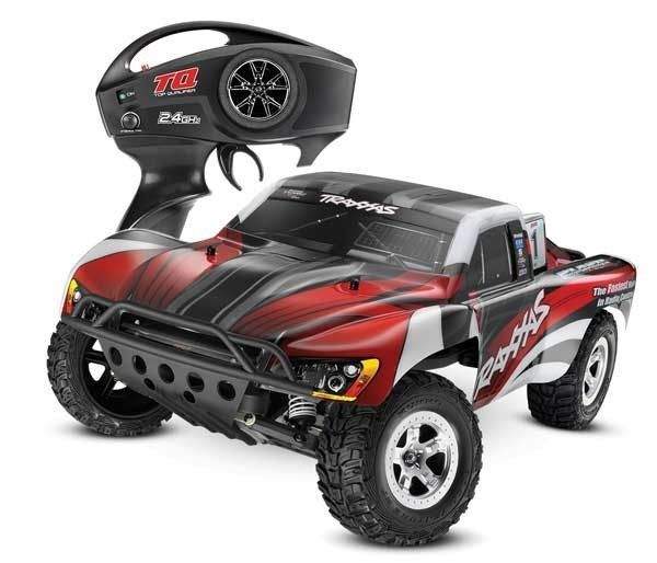 Traxxas Slash XL-5 2WD RTR w/TQ 2.4GHz Short Course Electric RC Truck - 58024 #Traxxas