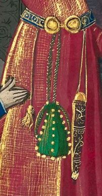 Titre : « Le Livre des faiz monseigneur saint Loys », composé à la requête du « cardinal de Bourbon » et de la « duchesse de Bourbonnois ».  Date d'édition : 1401-1500  Français 2829 folio 114r