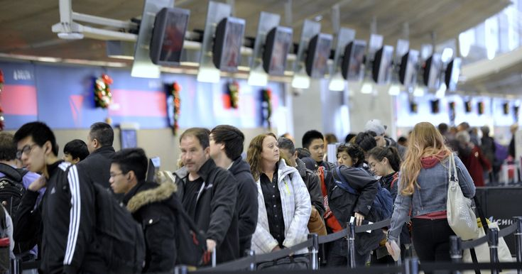 DTW ranks 4th among on-time major airports - The Detroit News