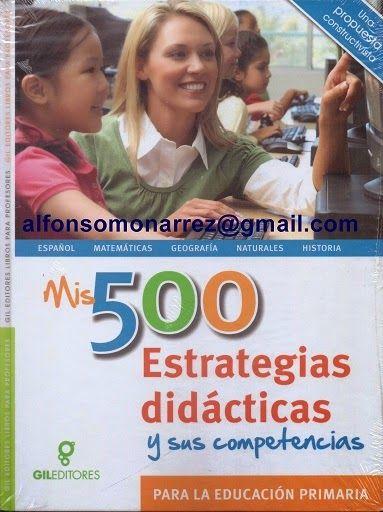 LIBROS: SITUACIONES DIDÁCTICAS EDUCACIÓN PRIMARIA PLANEACI...