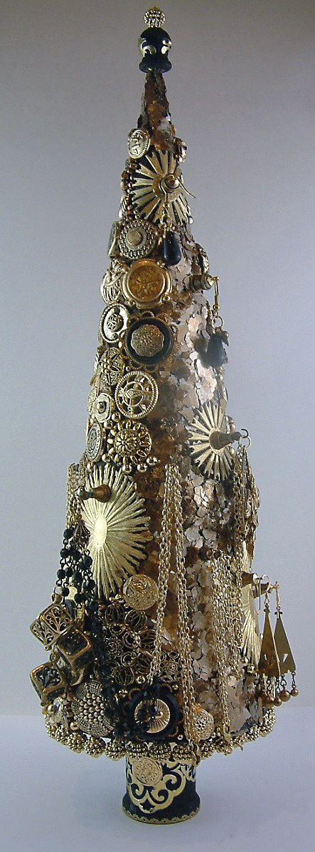 Artfully Musing: Jeweled Trees – Tutorial                                                                                                                                                                                 More