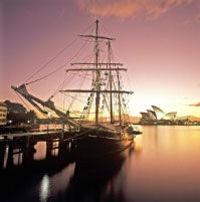 Sydney Harbour Tall Ship Twilight Dinner Cruise, Sydney, Australia - Kijubi.com