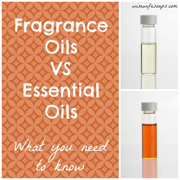 Fragrance Oils Vs. Essential Oils (What U Need 2 Know) ~ via www.wisewifesoaps.com/2014/08/fragrance-oils-vs-essential-oils/