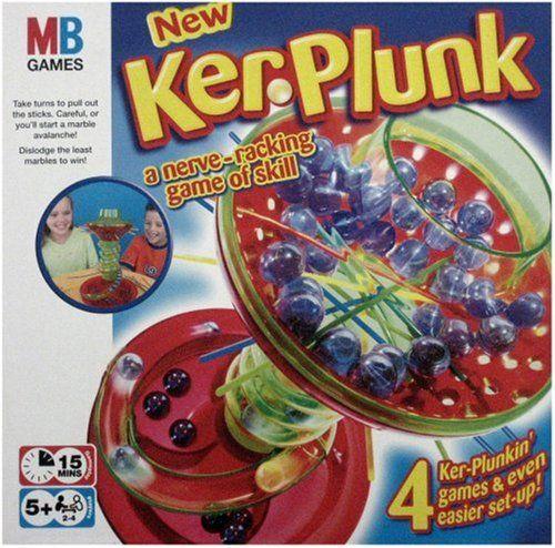 80s toys - KerPlunk