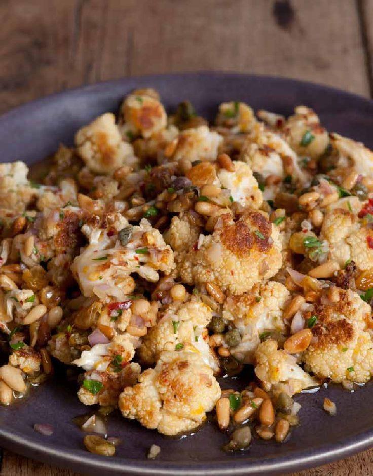 Sicilian Cauliflower Recipe from Michael Symon's Carnivore by Michael Symon