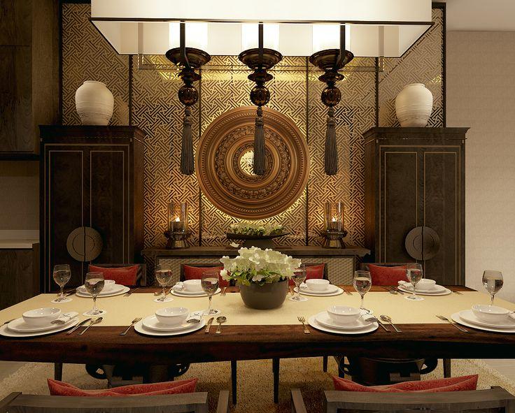 #dinningroom #rendering #vray #3dmax #hadiprana