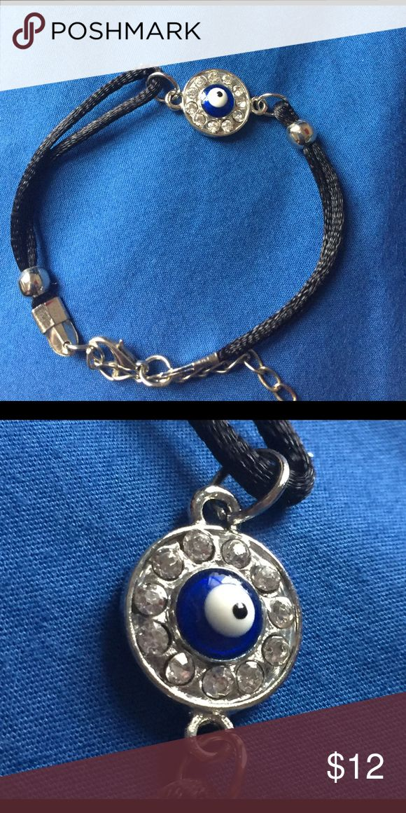 Blue Authentic Turkish Eye From Turkey! Never worn. Vintage Accessories