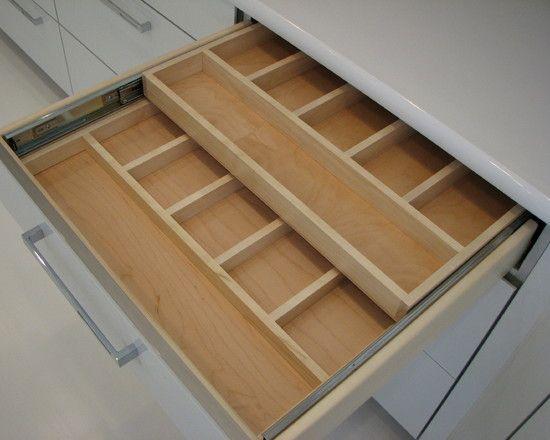 Kitchen Cabinet Inserts Storage