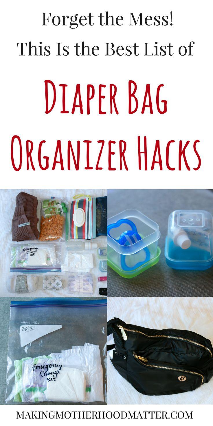 #diaperbag organizer