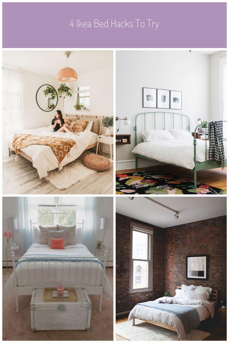 IKEA Bedroom Makeover For Under 600 bedroom makeover