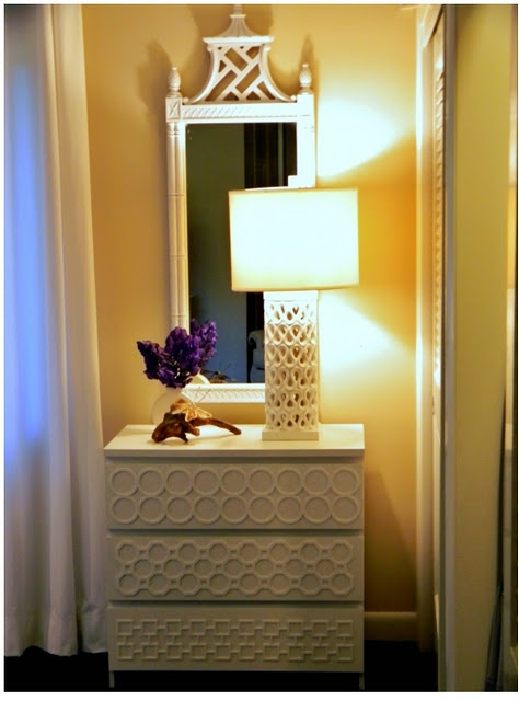 Pin by katie irvine on for the home pinterest lamps Repurpose ikea furniture