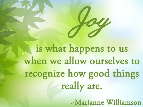Quotes About Pinterest: 25+ Best Quotes About Joy On Pinterest