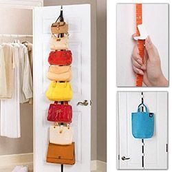 Gift Box Kapı Arkası Çanta Askılığı - 173 cm