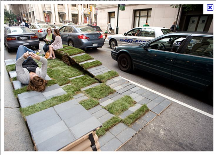 9 best park ing day images on pinterest public art for Interactive landscape design