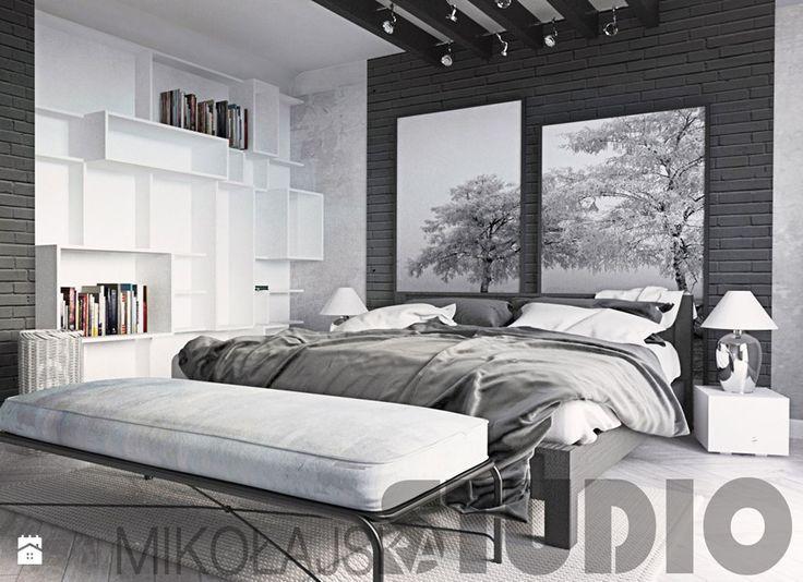 sypialnia-vintage - zdjęcie od MIKOŁAJSKAstudio