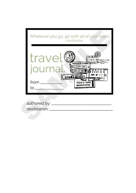 45 best passport art images on Pinterest Passport stamps - travel officer sample resume
