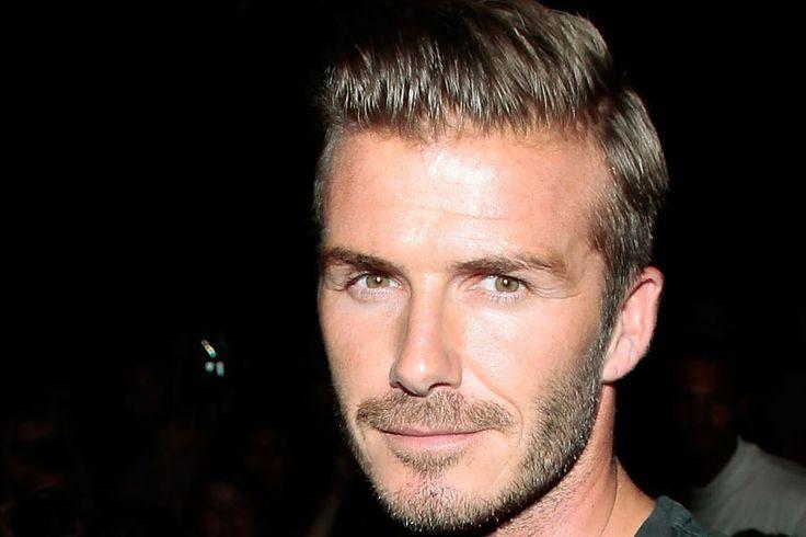 Beliebteste Frisuren: David BeckhamWie süß: Britische Männer sehen in David Beckham ihr Frisuren-Idol. Das hat jetzt eine aktuelle Umfrage