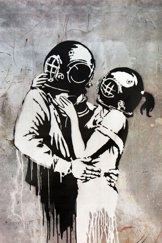 Banksy / hipicon.com