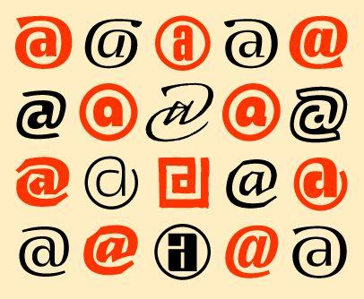 The latin alphabet in latin hands 2 — Typofonderie