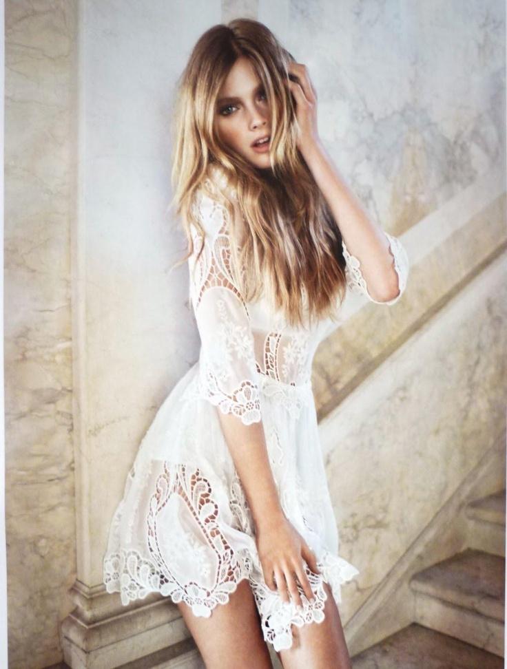 Lindos vestidos casuales primavera – verano 2012 – 1
