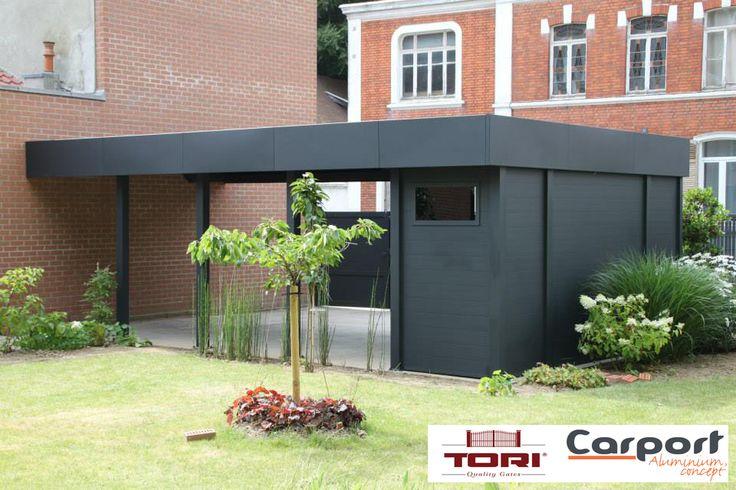 Carport Aluminium  http://www.toriportails.be/carports-aluminium