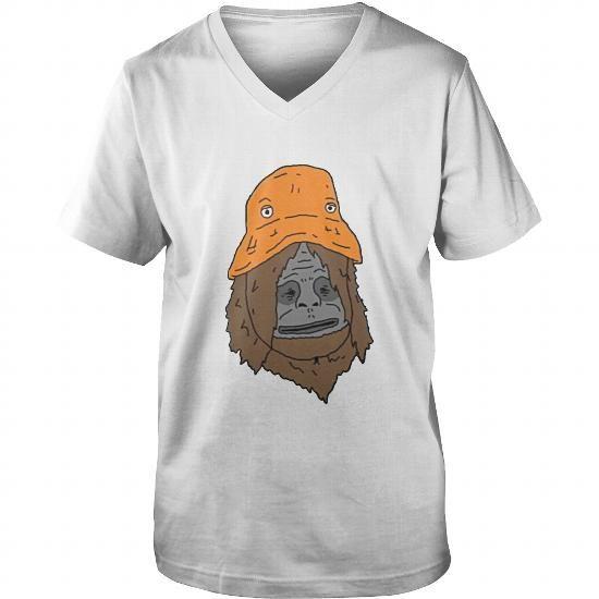 Sassy The Orange Hat TShirt