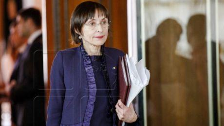 Moţiunea simplă înaintată de PSRM împotriva Corinei Fusu va fi examinată