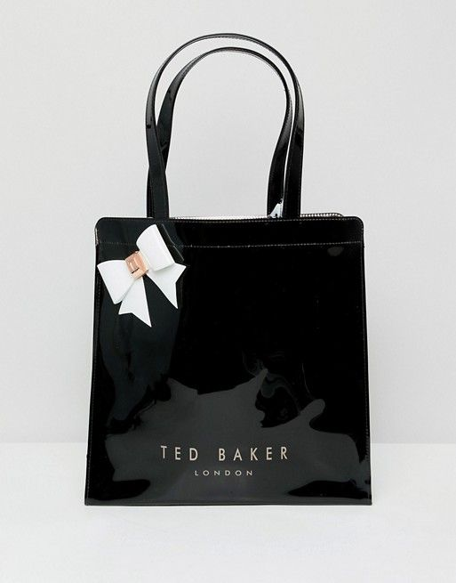 bcc0de66fc Ted Baker large bow icon bag in 2019   Ted Baker   Bags, Ted baker ...
