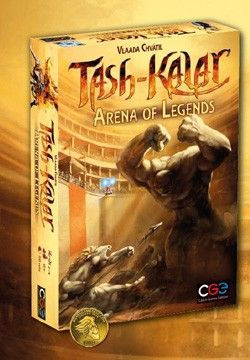 2nd printing of Tash-Kalar with updated components and lower price point.