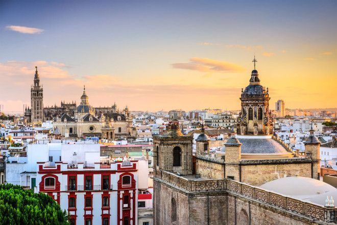 98. Seville – World's Most Incredible Cities