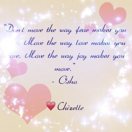 Quote of the Day from Osho