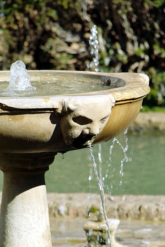 Alhambra, face-fountain (by For91days, Flickr) Granada, Spain.  http://www.costatropicalevents.com/en/costa-tropical-events/andalusia/cities/granada.html